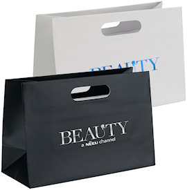 olivia boutique shopping bags custom gift bags cheap
